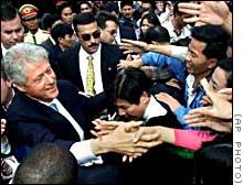 Bill Clinton sắp đến Việt Nam